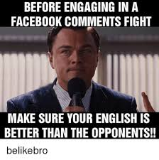 Facebook Comment Memes - 25 best memes about facebook comments facebook comments memes