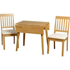 Folding Table And Chair Sets Drop Leaf Table With Two Chairs Inspiring Home Design Furniture