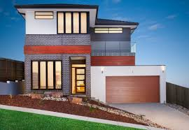 modern split level homes house plan house plans building on a slope homes zone house plans
