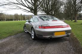 2002 porsche 911 carrera 4s select gt