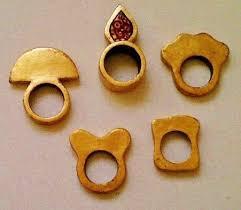 paper mache earrings papier mache galleries evangeline duplessis