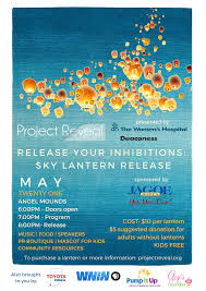 release your inhibitions u2013 sky lantern event project reveal