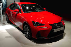 lexus new sports car new style and tech for updated lexus is carbuyer
