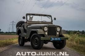 jeep kaiser kaiser jeep dj 5 foto u0027s autojunk nl 174470