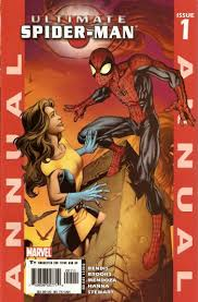 ultimate spider man annual vol 1 marvel database fandom