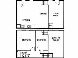 Loft Apartment Floor Plan University Heights Loft Apartments Rentals St Louis Mo
