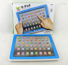 y pad english computer learning machine new educational learning
