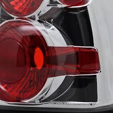 chevy malibu tail lights 04 06 chevy malibu euro altezza tail lights chrome