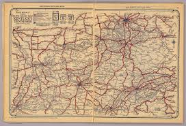 Map Of Kentucky And Tennessee by Kentucky Tennessee David Rumsey Historical Map Collection
