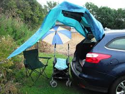 Car Tailgate Awning Life After Money A Taste Of Gloucestershire