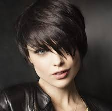 overweight with pixie cut 25 beautiful short haircuts for round faces 2017