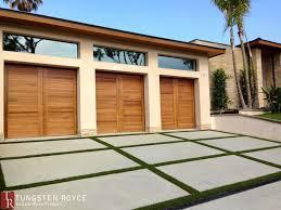 3 door garage 3 car garage door contemporary doors sapele admirable view larger