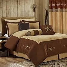 Western Duvet Covers Amazon Com Cowboy Branded Western Bedding Set Queen Home U0026 Kitchen