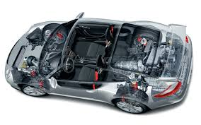 porsche cars 4 door porsche cutaways smcars net car blueprints forum klassika