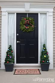 diy christmas tree topiary