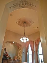 customized dining room ceiling by modello designs via barry