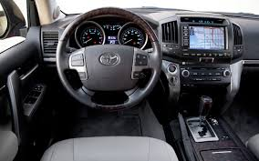 2010 toyota land cruiser first drive truck trend