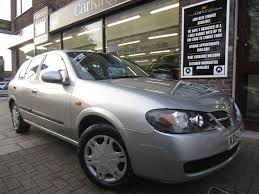 nissan almera 2009 used nissan almera cars for sale motors co uk