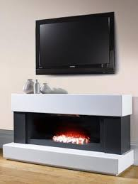 Electric Fireplace White Adam Fire Surrounds Verona White Grey Electric Fireplace Suite
