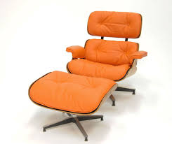 eames 670 and 671 lounge chair in