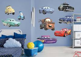 pixar cars wall mural wall murals you ll love disney pixar cars collection wall decal fathead for the