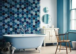 Bathroom Feature Wall Ideas 22 Best Bath Feature Walls Images On Pinterest Bathroom Ideas