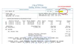 report and track power outages u2013 city of wilson