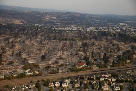 California Wildfire Ranking by Ofw Newsfeed Hundreds Missing As Death Toll From California