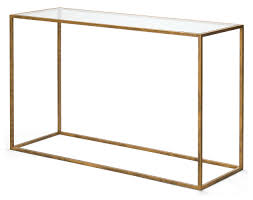 Gold Table L Upton Console Table Console Tables Furniture Decorus Furniture