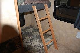Rv Bunk Bed Ladder Bunk Beds Bunk Bed Ladders For Motorhomes Bunk Bed Ladder