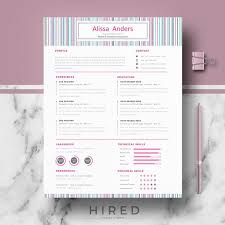 83 best modern professional u0026 elegant resume templates images on