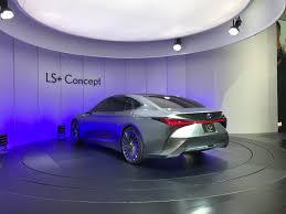lexus purple file lexus ls concept 2017 tokyo motor show back jpg wikimedia