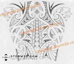 tattoos tribal wrapping around the forearm
