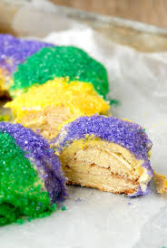 new orleans king cake delivery gluten free king cake recipe for mardi gras and tuesday