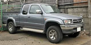 1984 Toyota Pickup - 1984 toyota hilux 4 generation xtracab pickup 2d wallpapers specs