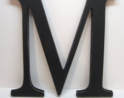 wood wall decor letters signs by dimestorevintage on etsy
