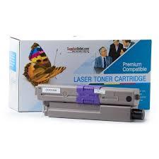 Toner Oki oki 44469801 type c17 toner cartridge black compatible