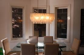 Modern Dining Room Light Fixtures - Dining room chandeliers canada