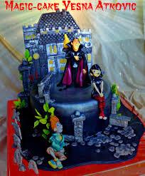hotel transylvania halloween decorations hotel transylvania 3 cake for children pinterest hotel
