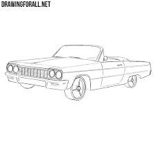 cartoon car drawing drawingforall net drawing tutorials part 7