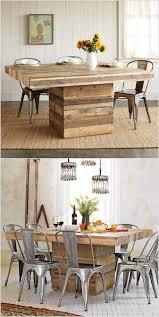 table de cuisine en palette table en palette 44 idées à découvrir photos