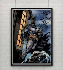 Batman Home Decor 48 Best Graphic Posters And Prints For Your Home U0026 Office Decor