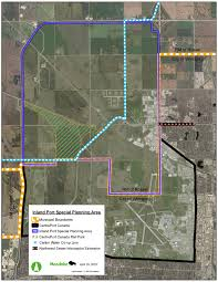 centreport inland port special planning area municipal