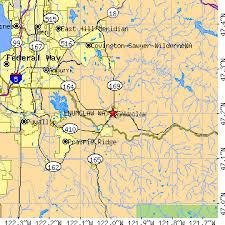 enumclaw wa map enumclaw washington wa population data races housing economy