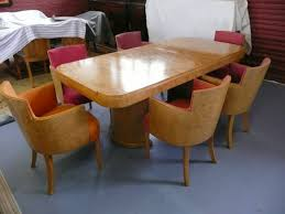 art dining room furniture art deco dining room rare to find such