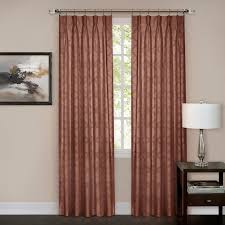 Interior Soho Double Sears Curtain by Achim Ombre Tailored Rod Pocket Curtain Panel Hayneedle