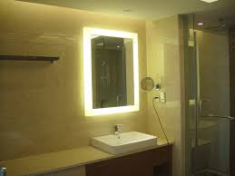 Led Backlit Bathroom Mirror Bathroom Mirror Led Backlit Illuminated Vibrant Bedroom Ideas