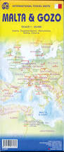 Map Of South France by U0026 Gozo Travel Reference Map