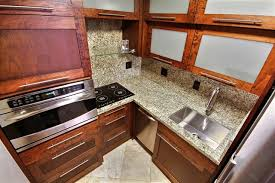 efficiency kitchen design custom cabinetry granite and stainless steel appliances in only 50
