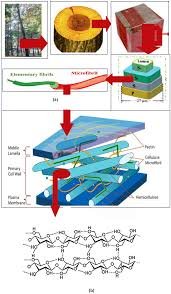 spectroscopic characterization of multilayered functional